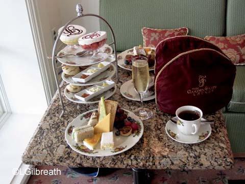 Grand Floridian Derbyshire Tea
