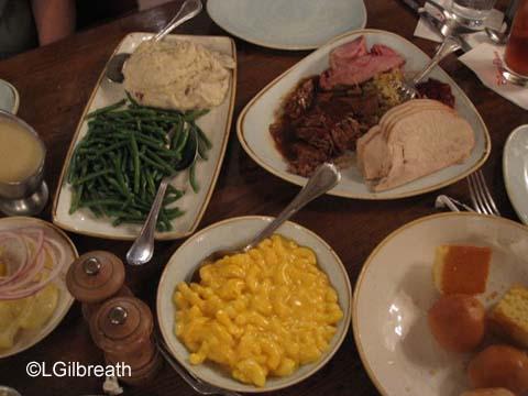 Liberty Tree Tavern Meat Platter