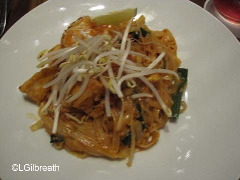 Morimoto Asia Pad Thai with Shrimp