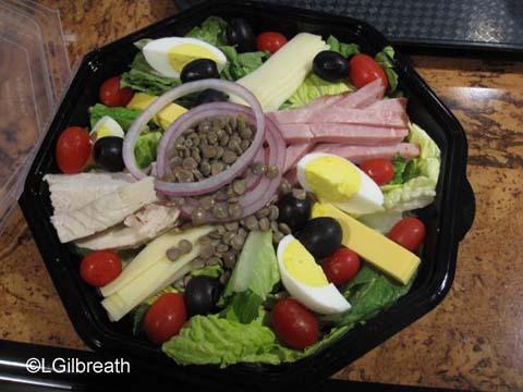 Mara Chef Salad