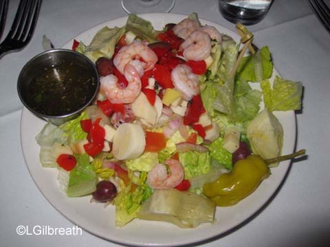 The Boathouse Chopped Salad