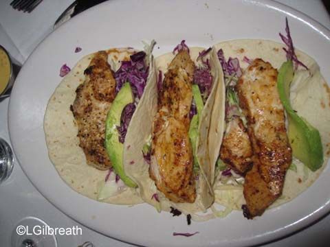 The Boathouse Fish Tacos