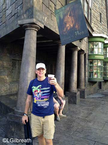 Harry Potter Butterbeer