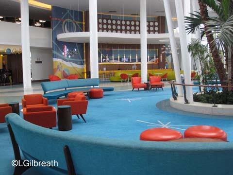 Cabana Bay Resort Lobby