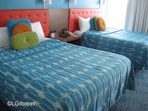 Cabana Bay Resort Standard  Room