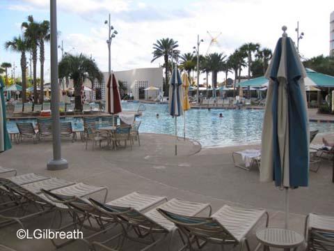 Cabana Bay Resort Pool
