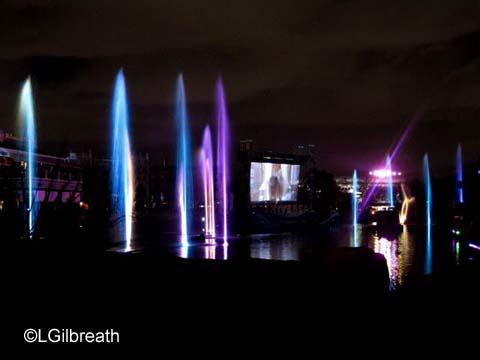 Universal Studios Cinematic Spectacular