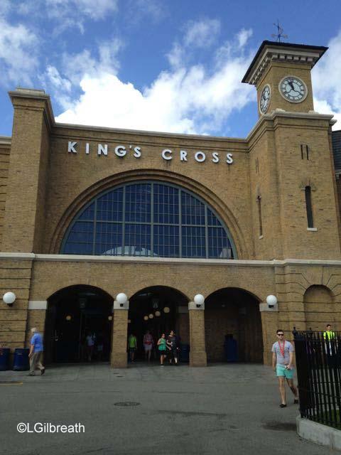 Universal Studios Kings Cross Station