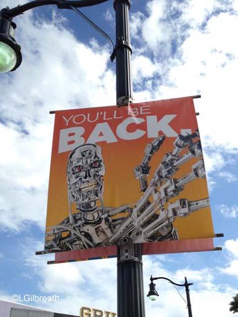 Universal Studios banner