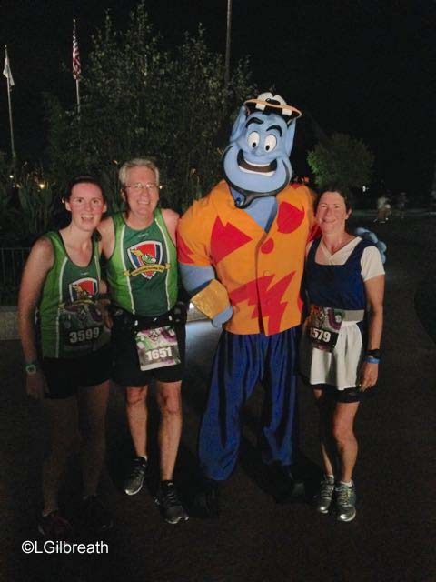 Wine and Dine Half Marathon Genie
