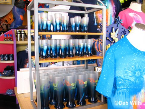 World of Color Merchandise  at Disney's California Adventure