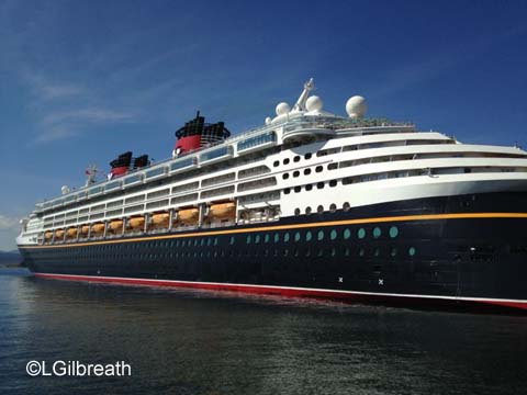 Disney Wonder Pacific Coast Cruise