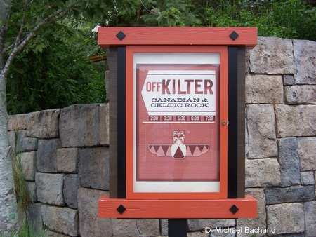 Off Kilter Schedule