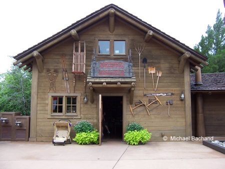 Front of the Northwest Mercantile
