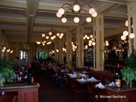 Inside Chef de France