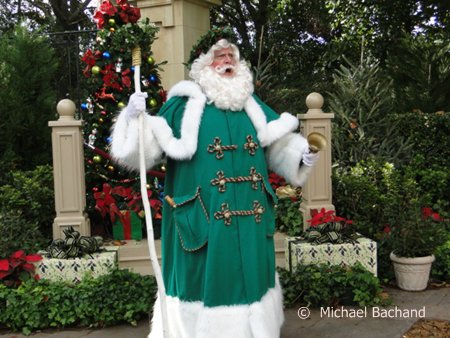 Holiday Storytelling Around The World Showcase in Epcot ...
