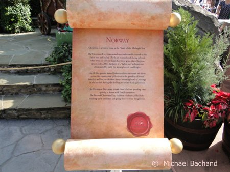 Norway scroll