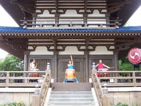 The Matsuriza drummers
