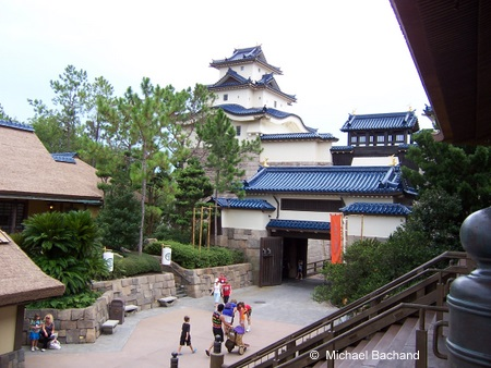 The Shirasagigi Castle