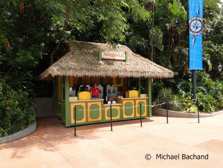Margaritas kiosk