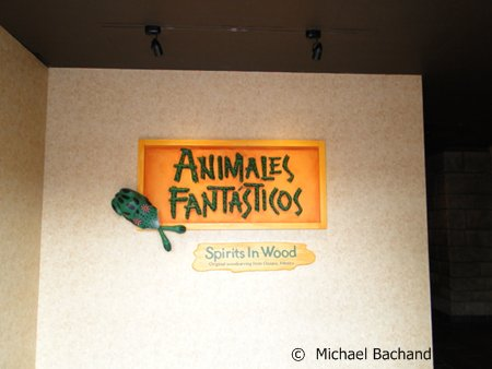 Animales Fantasticos sign