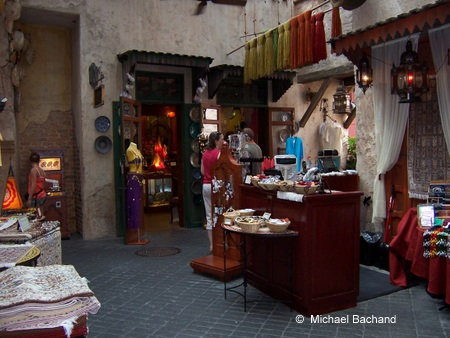 Morocco shopping