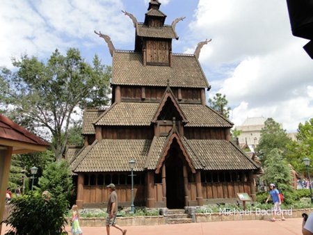 The Stave Church
