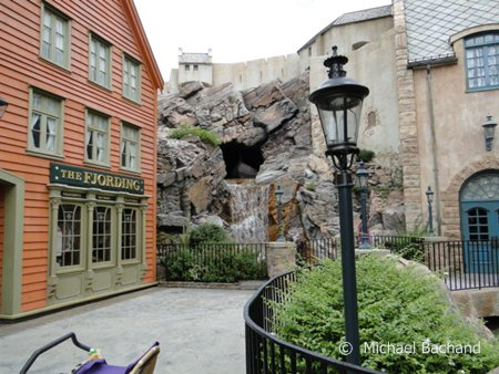 Maelstrom waterfall
