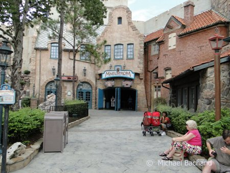 Maelstrom entrance