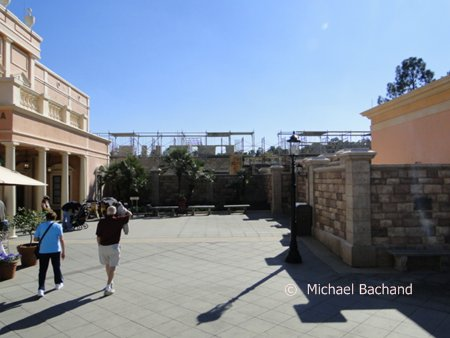 Napoli/Naples 45 -- New pizzeria coming to Italy in Epcot PZ%201