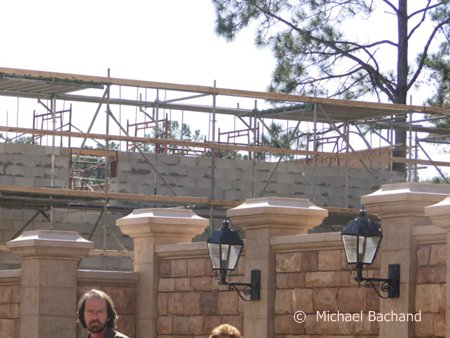 Napoli/Naples 45 -- New pizzeria coming to Italy in Epcot PZ%208