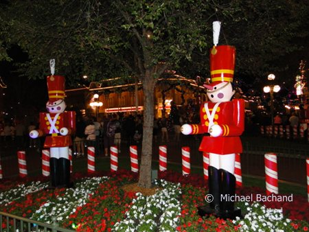 Toy Soldiers / Magic Kingdom
