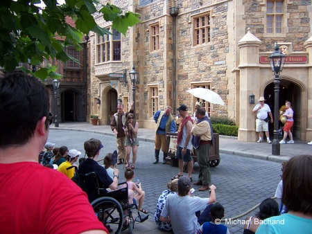 The World Showcase Players