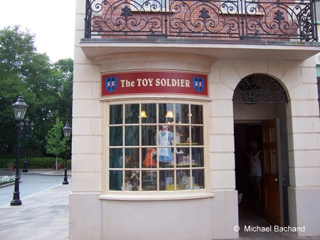 The Toy Soldier Shop
