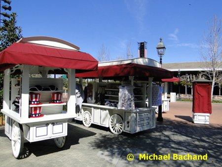 Merchandise carts
