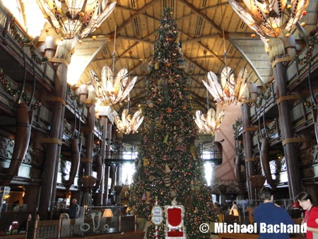 Animal Kingdom Lodge decorations