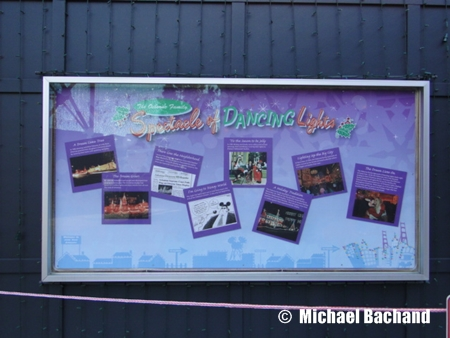 Osborne Lights History Board