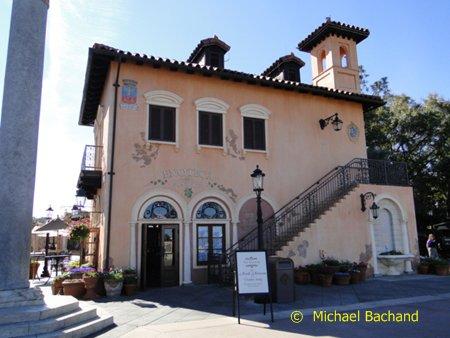 Enoteca, Castello Banfi