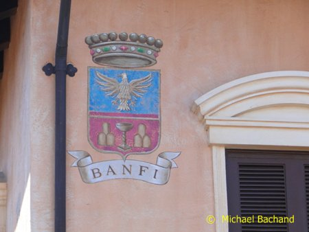 Banfi family crest