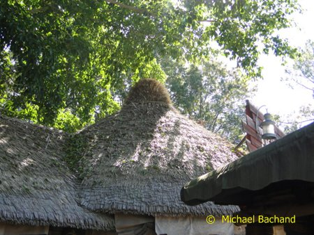 Village Traders roof