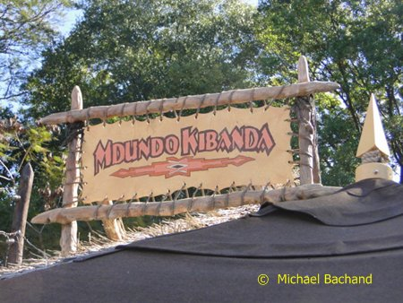 Mdundo Kibanda sign