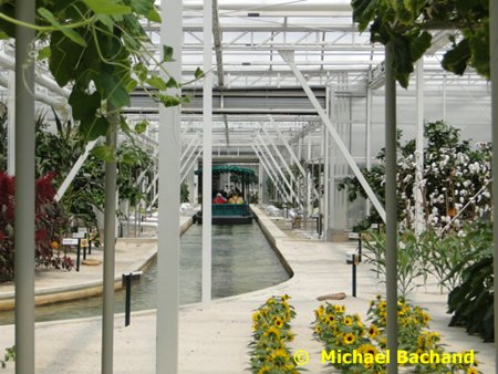 Research and Production Greenhouse