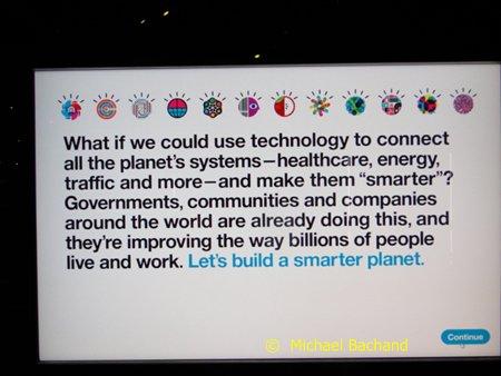 SmarterPlanet Kiosks