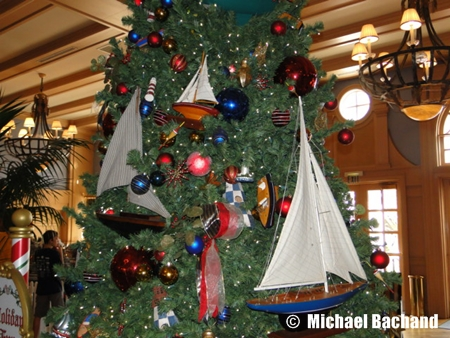 Yacht Club decorations
