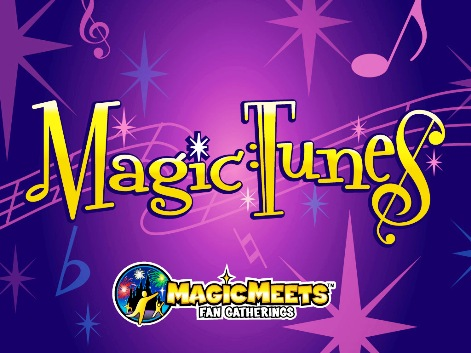 Magic Tunes Title Card