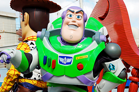 Buzz Lightyear at Disney's Hollywood Studios
