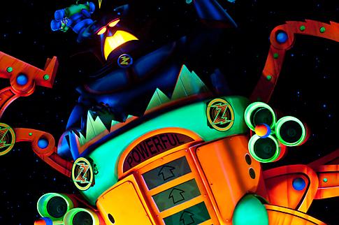Buzz Lighyear's Space Ranger Spin