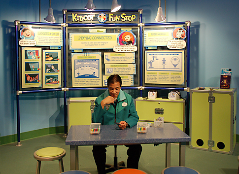 Innoventions Kidcot Station