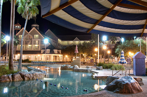 Stormalong Bay at Disney's Yacht and Beach Club Resort