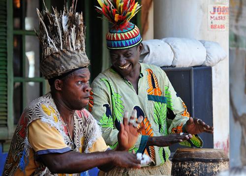Tam Tams of Congo at Disney's Animal Kingdom